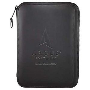 Tranzip Zippered Padfolio